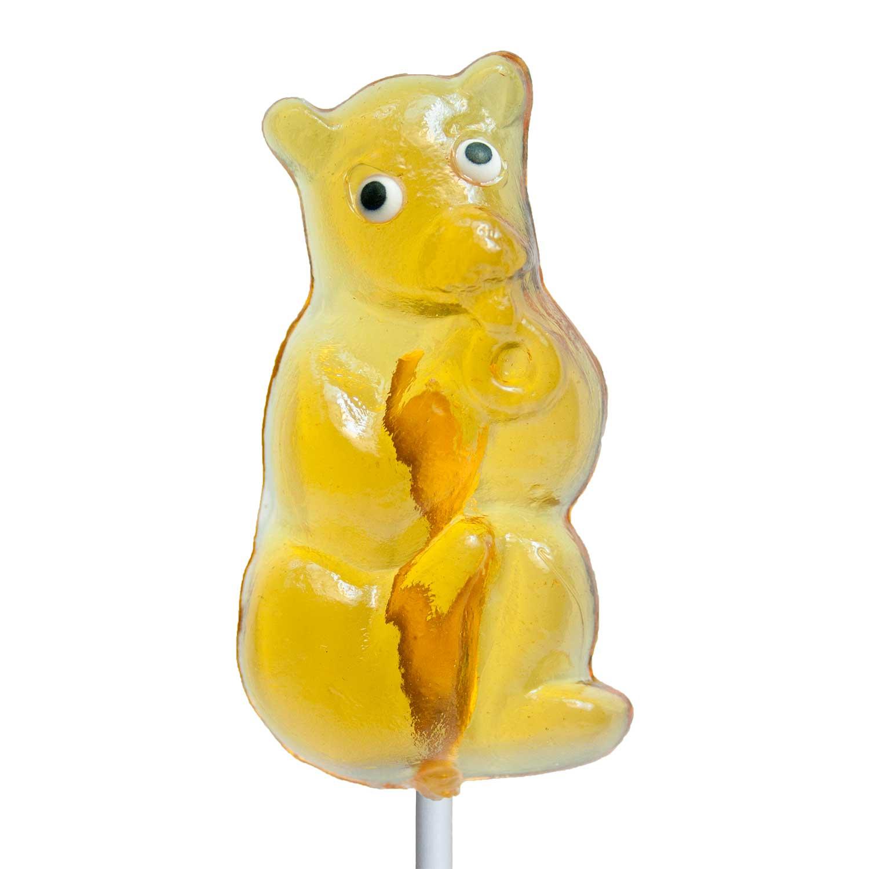 honey bear lollipops by melville candy. Black Bedroom Furniture Sets. Home Design Ideas